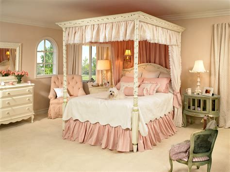 little girl bedroom sets girls canopy bedroom sets with hydrangea hill cottage posh kids rooms