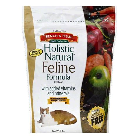 bench and field dog food bench field cat food holistic yumza