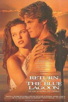 milla jovovich island movie return to the blue lagoon wikipedia