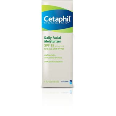 Cetaphil Daily Moisturizer Spf 15pa Uvauvb Protection cetaphil daily moisturizer spf 15 reviews in lotions creams chickadvisor
