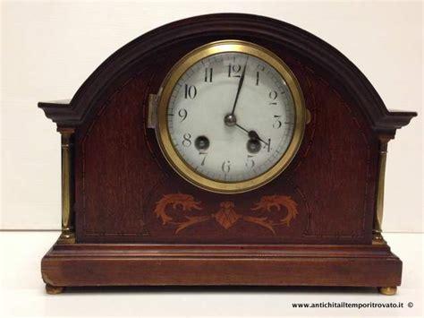 orologio da tavolo antico antichit 224 il tempo ritrovato antiquariato e restauro