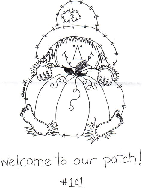 free printable scarecrow template free coloring pages of scarecrow clothes