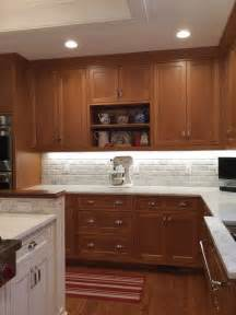 Natural Wood Kitchen Cabinets Best 25 Cherry Kitchen Cabinets Ideas On Pinterest