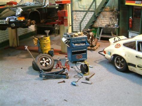 Fujimi 1 24 Gt 12 Antique Garage wilcosdioramas modelautoforum nl