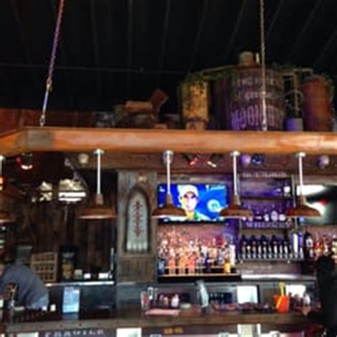 the rock wood fired kitchen pizza burgers spirits