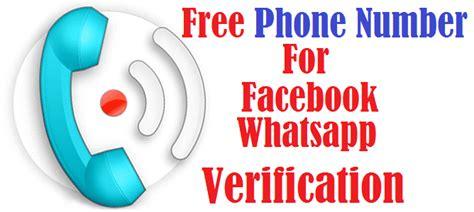get a free phone get free phone number for whatsapp verification earngurus