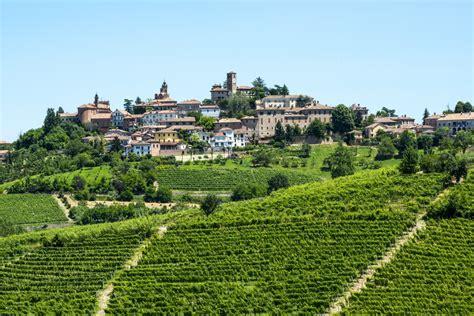 di cherasco genova piedmont cycling rolling vineyards villages