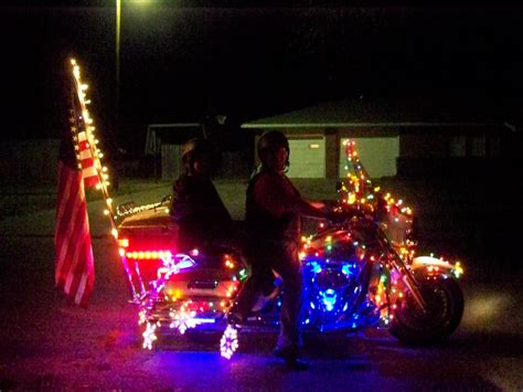 harley davidson motorcycle christmas lights harley davidson lights decore