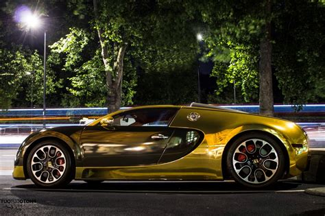 Bugatti Veyron Wallpaper Gold Bugatti Veyron Wallpaper 2