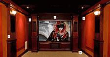 row  home cinema bar