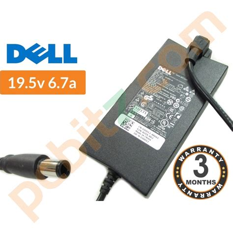 Adaptor Dell 19 5v 6 7a Only Unit genuine dell pa 4e 19 5v 6 7a ac dc adapter charger ebay