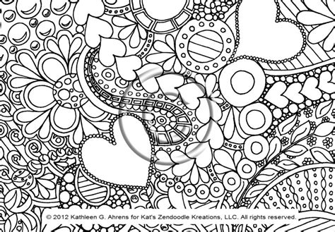 coloring pages of cool designs az coloring pages