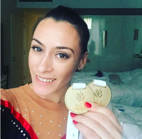 romanian gymnast catalina ponor wins  gold medals