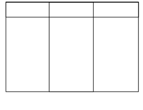 3 column word template smart exchange usa base ten chart blank 2