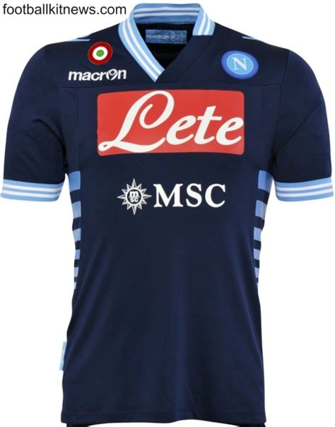 new napoli away kit 2012 13 macron football kit news new soccer jerseys