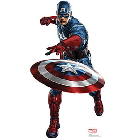 captain america throwing shield wallpaper this captain america standup features captain america