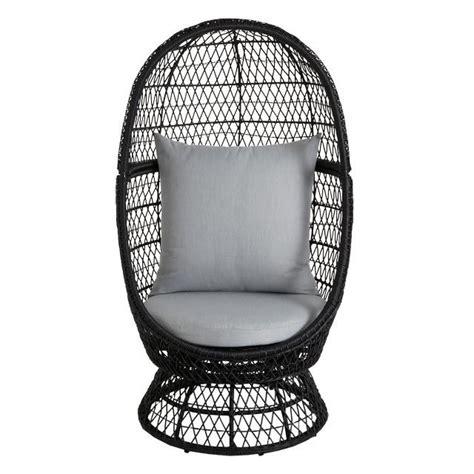 fauteuil oeuf jardin fauteuil oeuf en rotin anya avec coussins pas cher prix promo fauteuil de jardin castorama 299