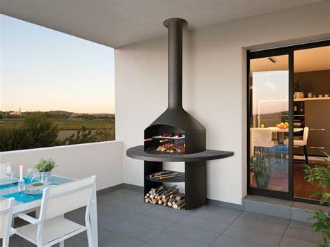 Cheminee D Exterieur Barbecue by Smartfocus Focus