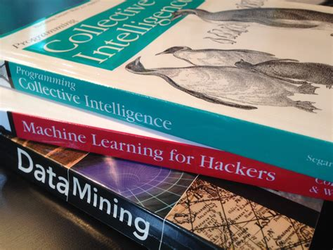 learning books best machine learning resources for getting started