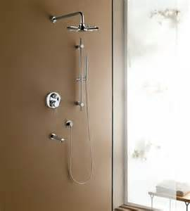 Bath And Shower Fixtures Concealed Rain Shower Mixer Set A2699 Concealed Bath