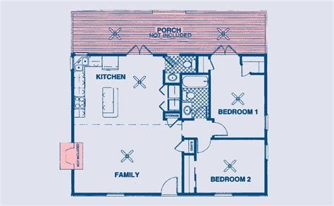 Tiny House 500 Sq Ft by 800 Sq Ft House Plans