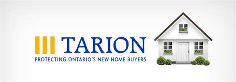 tarion new home warranty justin homes