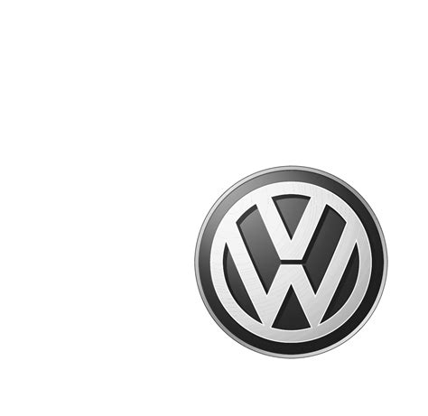 volkswagen logo black and white volkswagen 2 free vector 4vector