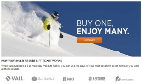 vail lift  offers  tours