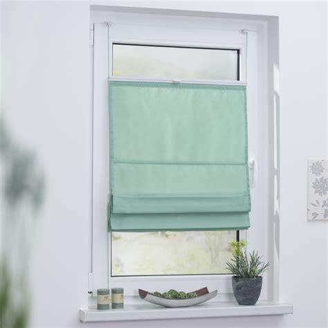 Lichtband Fenster Sichtschutz by Rollo Raffrollo Top Mint Lichtblick Kaufen