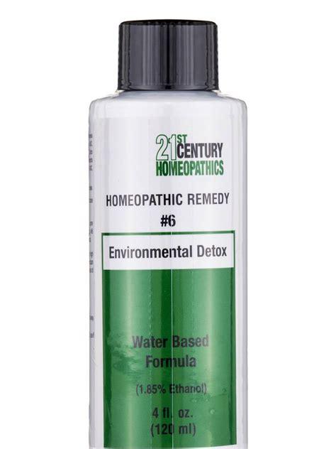 Iv Detox by Environmental Detox 4 Fl Oz 120 Ml