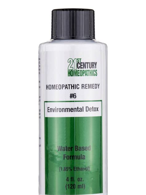 Detox Environmental by Environmental Detox 4 Fl Oz 120 Ml