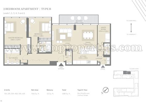 floor plan for floor plans city walk jumeirah by meraas