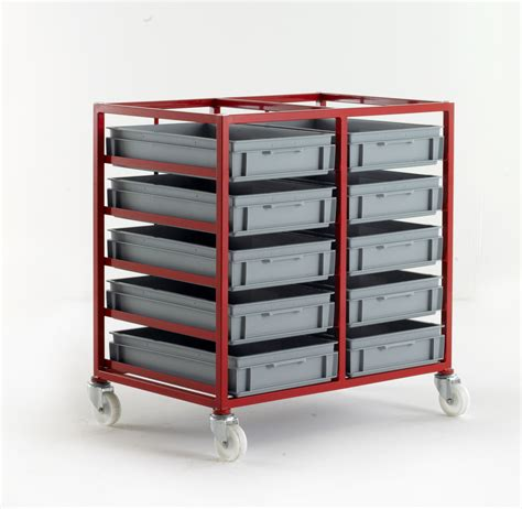 Rak Organizer Mobil mobile tray racks industrial products