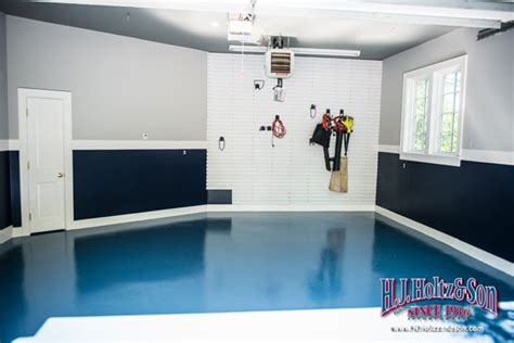 painting your garage project exle richmond va