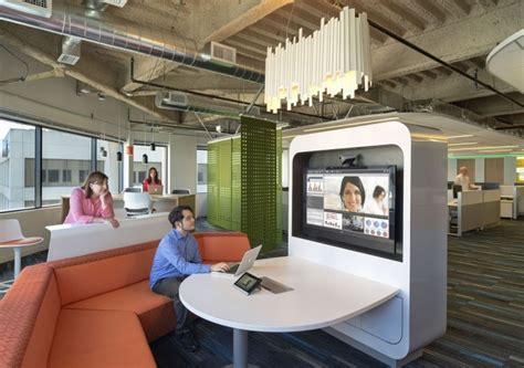 Tech Office Design | kaiser permanente information technology office by