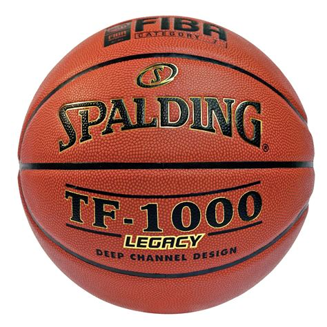 Bola Basket Spalding Nba Coklat Size 7 Murah spalding tf 1000 legacy fiba basketball