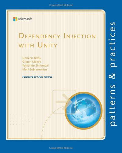 tutorial unity dependency injection libro dependency injection with unity di dominic betts