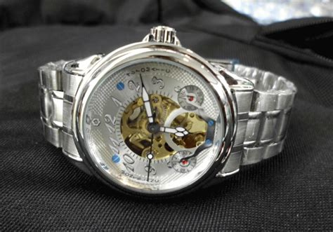 Jam Tangan Montblanc Automatic Original jam tangan montblanc sekeleton toko jam replika dan