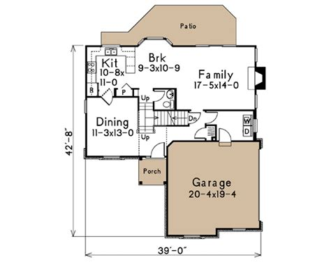 corner lot floor plans small corner lot house plans home design and style