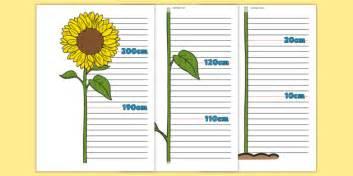 printable animal height chart flower height chart height chart height display measuring