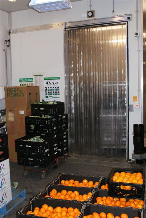 freezer curtains food industry food manufacturing in perth your doorway