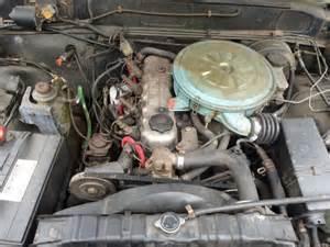 Isuzu Pup Diesel Engine 1985 Isuzu Pup Diesel C223 Bed For Sale