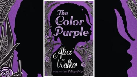 the color purple book by walker painting the town purple