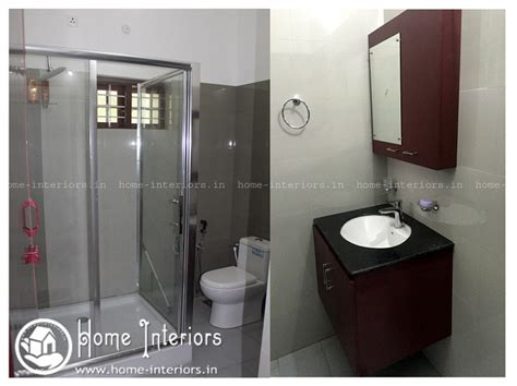 kerala ladies bathroom 2350 sq ft double floor contemporary home interior designs