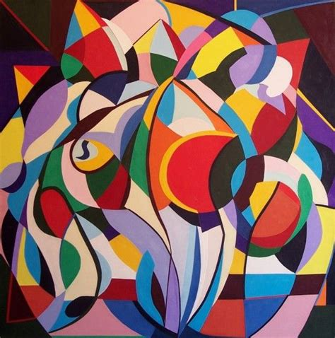 picasso geometric paintings 107 best 2d paintings images on abstract