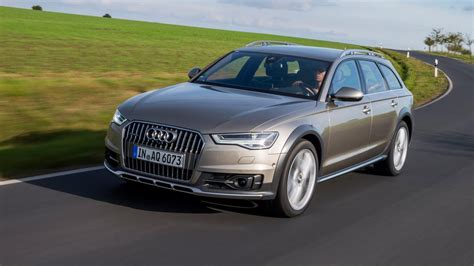 Audi Allroad A6 Review by Audi A6 Allroad Review Top Gear