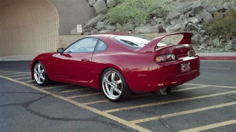 Ebay Toyota Supra Ebay Find Clean 750 Hp Toyota Supra Waiting For A Buyer