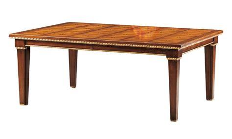 tavoli intarsiati tavolo allungabile intagliato e intarsiato in madreperla