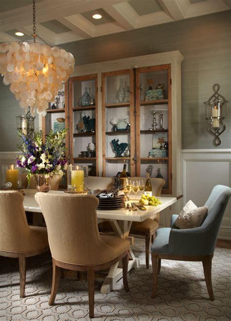coastal living dining rooms coastal living davis island interior design tropical