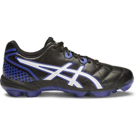 Kaostshirtbaju Asics Club Sport asics gel lethal club 8 mens football boots black white blue purple sportitude